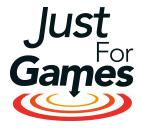 Logo jeux pc pas cher justforgames.com