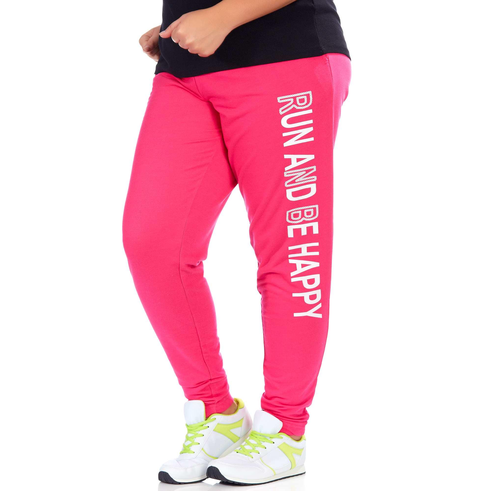 Jogging femme grande taille