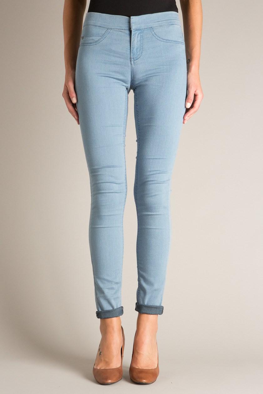 Un blazer et un jean sur jean-femme.co