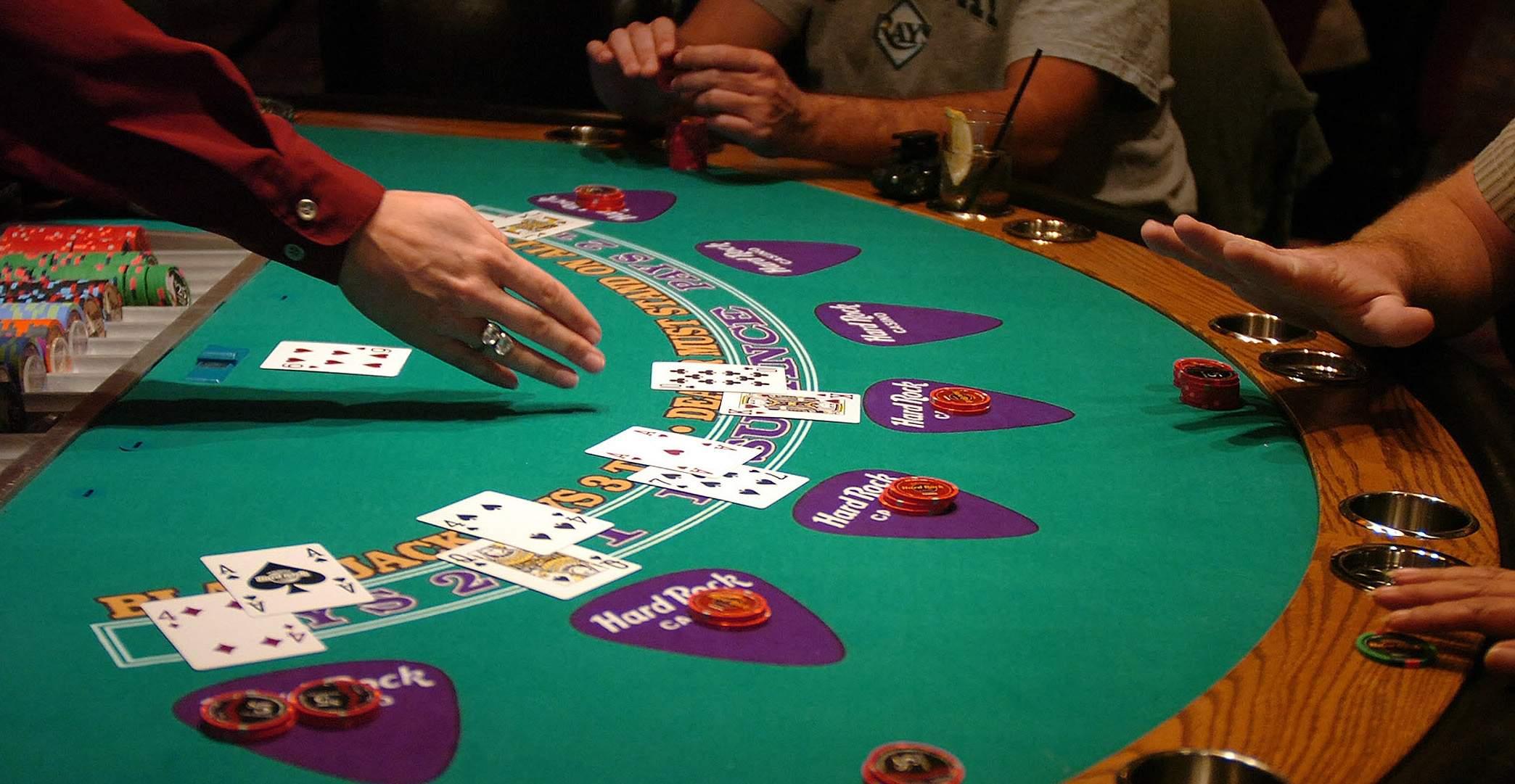Apprendre à compter au blackjack