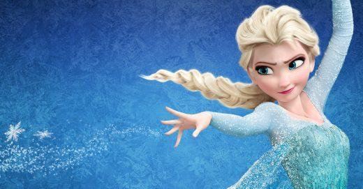 de la reine des neiges