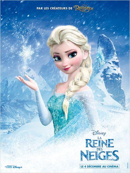 film de la reine des neige en français