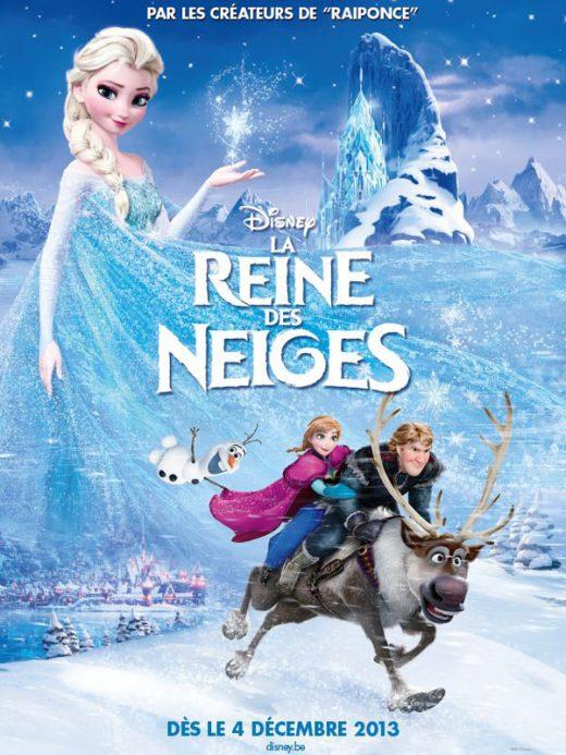 filme de la reine des neige