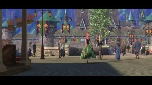 la reine des neige le renouveau