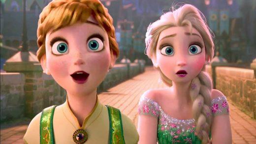 la reine des neiges 2 en français