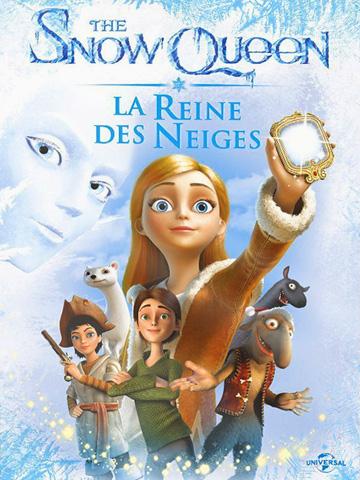 la reine des neiges dessin animé streaming