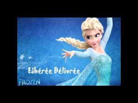 libéré reine des neiges