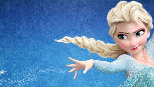 reine des neiges youtube film