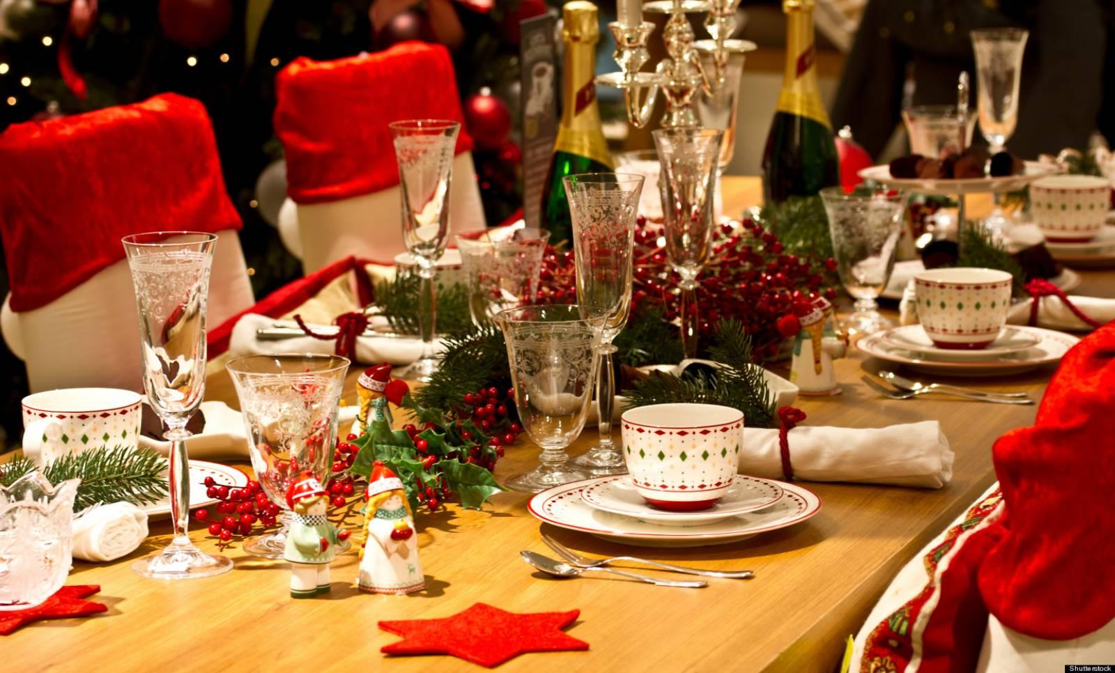 Menu de Noël : il faut proposer des plats originaux !