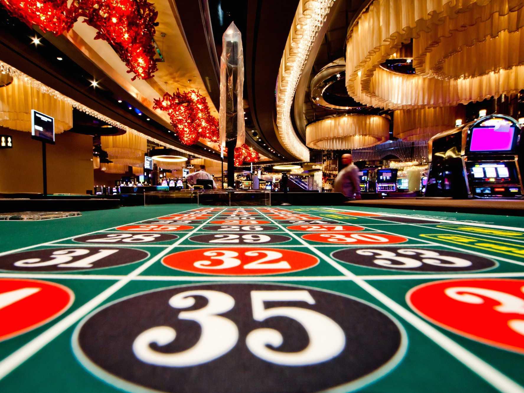 Tout le monde peut jouer aux jeux casino