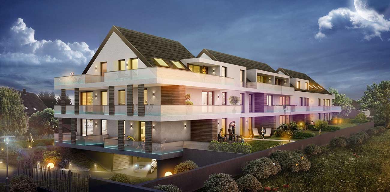 Investir dans l'immobilier neuf à sete