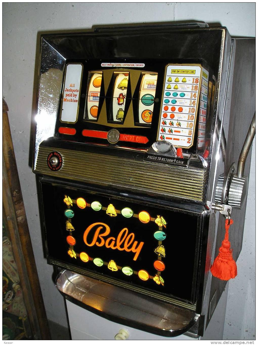 Machines a sous : un jeu pour les budgets modestes